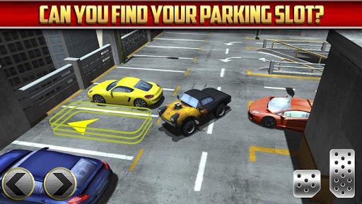 Multi Level Car Parking Games 1.0.1 screenshots 4