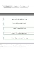 Screenshot of Cheap Home Insurance Platform