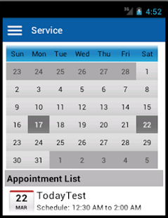 Appointments and Workorders- screenshot thumbnail