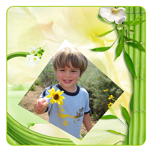 beautiful kids frame