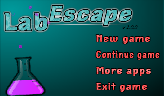Lab Escape- screenshot thumbnail