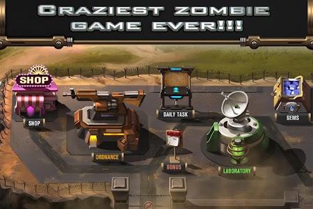 Zombie Storm v1.0.6 (Mod Money)