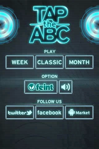 TAP the ABC - screenshot