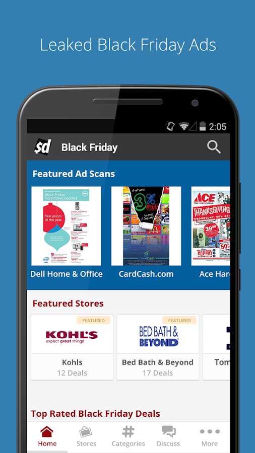 Black Friday 2014 Slickdeals - screenshot