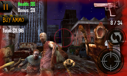 Dead Shot Zombies 2 - screenshot thumbnail