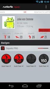 Runtastic Squats Workout PRO v1.7