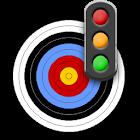 Archery timer icon