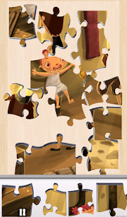 Live Jigsaws - Aladdin Free Screenshot 2