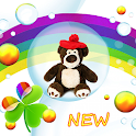 Teddy Bear - GO Launcher Theme icon
