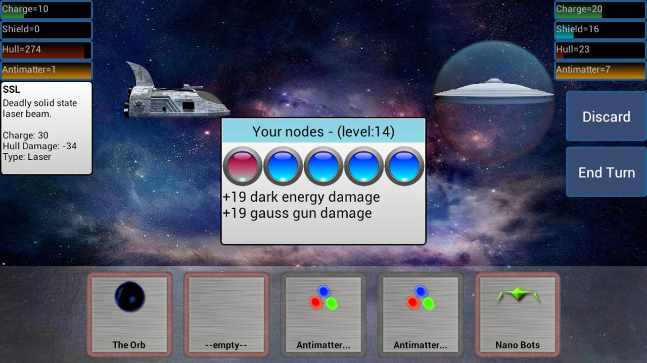 Space Castles - screenshot