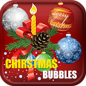 Christmas Balls (bubbles) icon