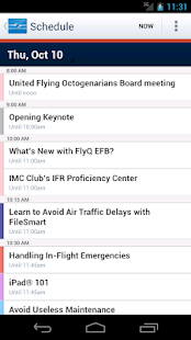 AOPA Aviation Summit 2013 - screenshot thumbnail