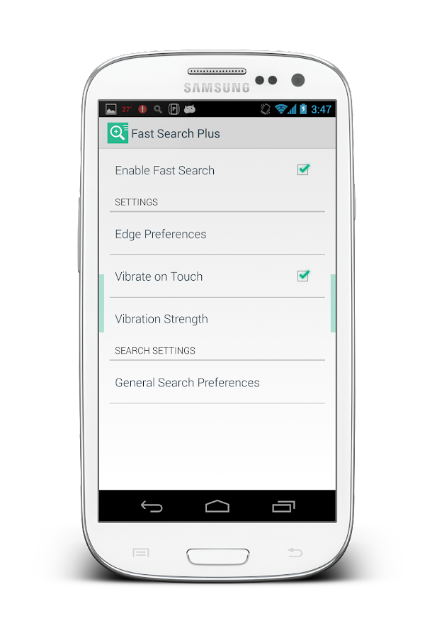 Fast Search Plus 2015 (no ads)- screenshot