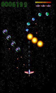 MG3 Space shooter - screenshot thumbnail