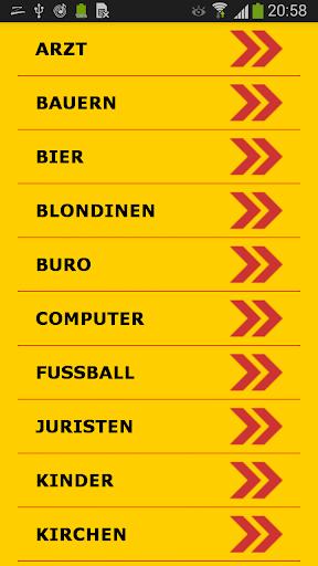 German Jokes Messages
