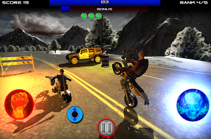 Race Stunt Fight 3!    ★FREE★ Screenshot 6