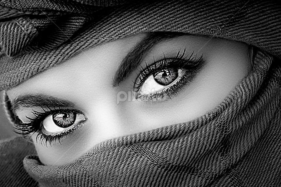 by Poetoet Adi - Black & White Portraits & People