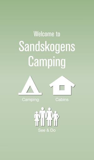 Sandskogens Camping