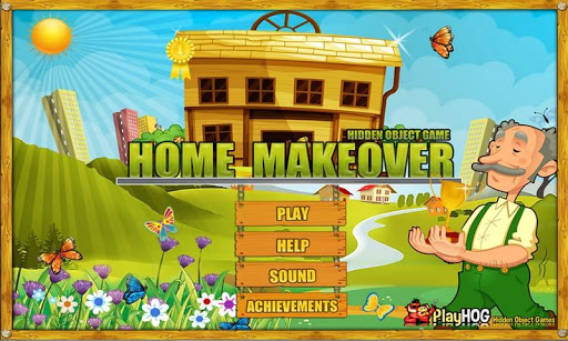 Home Makeover - Hidden Objects