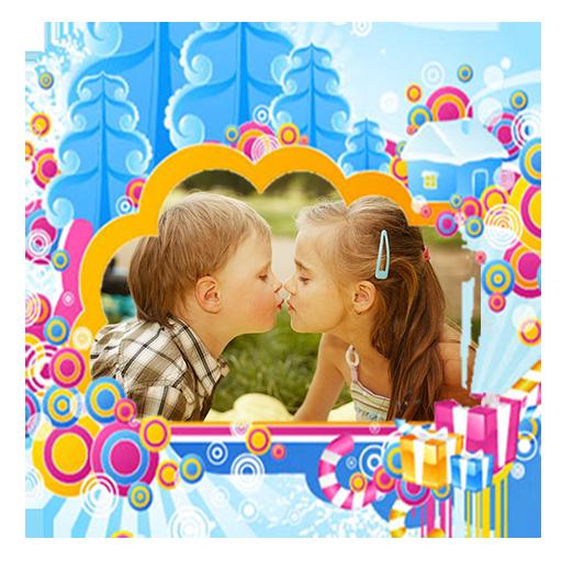 Fairy Tale Photo Frames 攝影 App LOGO-APP試玩