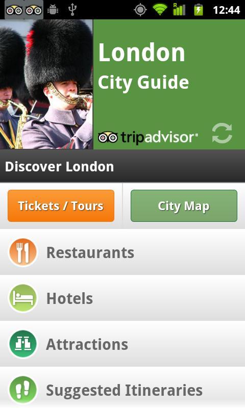 London City Guide - screenshot