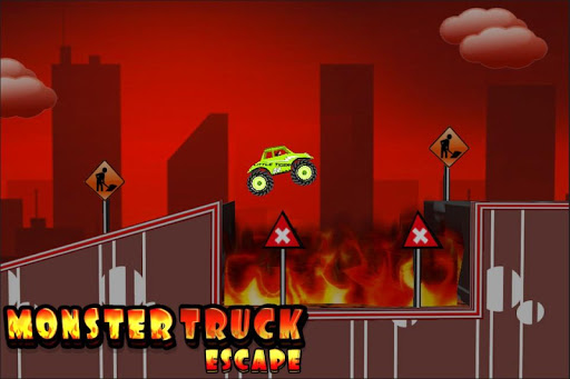 Monster Truck Escape - Puzzle