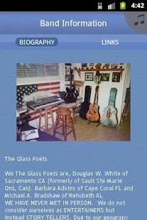 The Glass Poets Lyricists - screenshot thumbnail