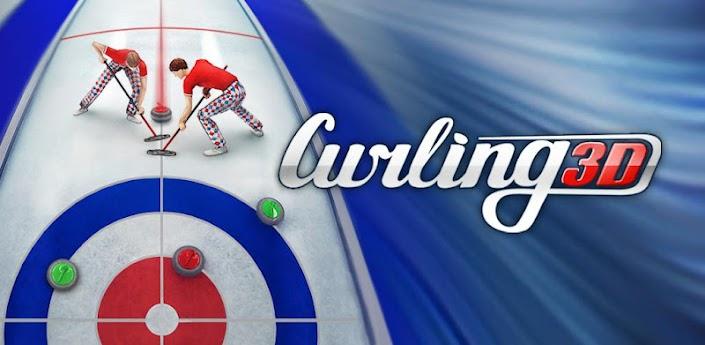 Скачать Curling3D (керлинг) для Андроид