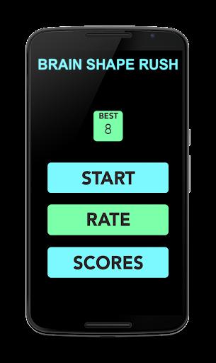 玩休閒App Brain Shape Rush免費 APP試玩