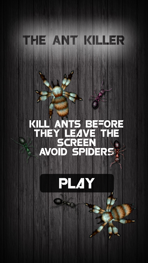 Amazing Ant Smasher - screenshot