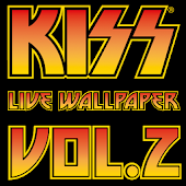 KISS LIVE WALLPAPER Vol.2