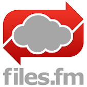 Files.fm sharing & storage