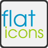ADW Theme - FLAT ICONS