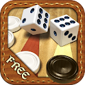 Backgammon Masters Free icon