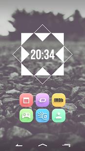 玩個人化App|Faint 2.0 - Icon Pack免費|APP試玩