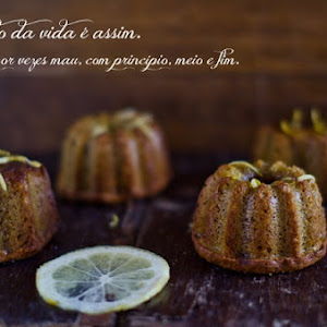 Lemon and Caramel Cookies