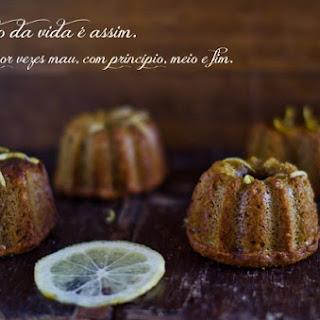 Lemon and Caramel Cookies.