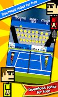 Screenshot of Tennis Ball Juggling Super Tap