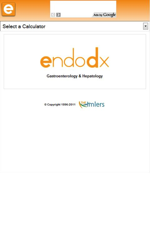 EndoDX - screenshot
