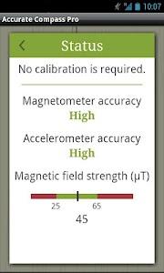 Accurate Compass Pro v1.4.1