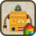 VTG Robot LINE Launcher theme icon