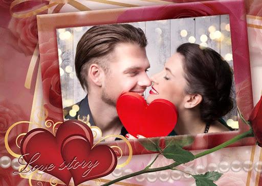 Love Valentine Frames Pro