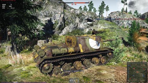Tank Frontline