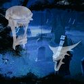 Ghost Cemetery Live Wallpaper logo
