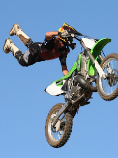 Motorcross Tricks extravaganza - screenshot thumbnail