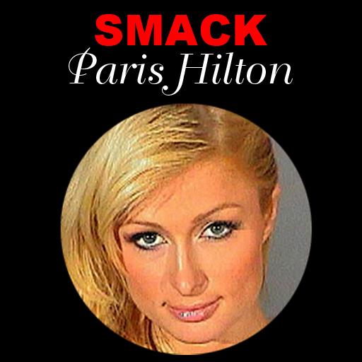 SMACK Paris Hilton