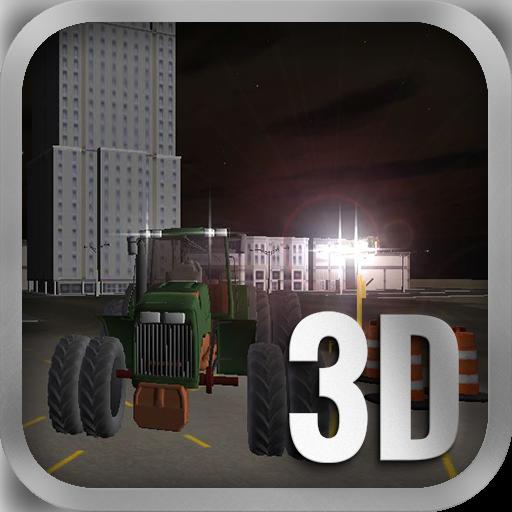 2014 Tractor Simulator