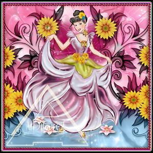 Princess of Flowers 個人化 App LOGO-APP試玩