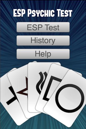 ESP Psychic Test