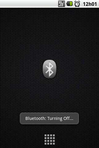 Bluetooth Discoverable - screenshot